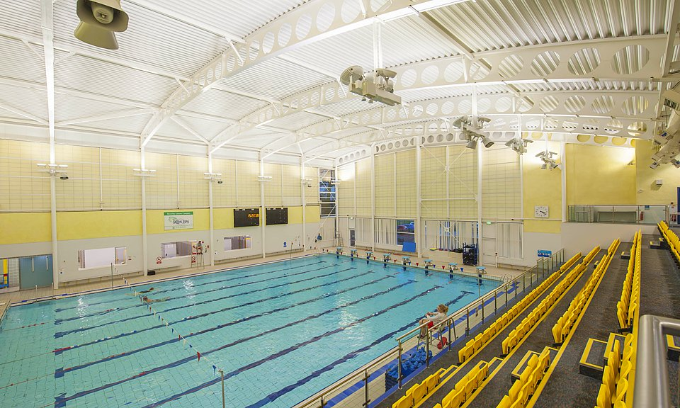 Apollo Lighting Ltd Beverley Leisure Centre East Riding