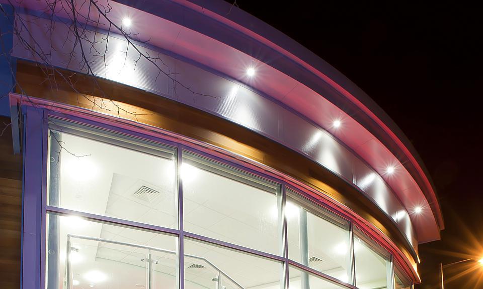Apollo Lighting Ltd Carlton Fire Station Nottinghamshire