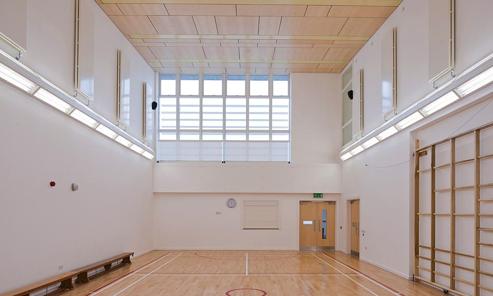 Image of Colmonell Primary School, Sports Hall, South Ayrshire