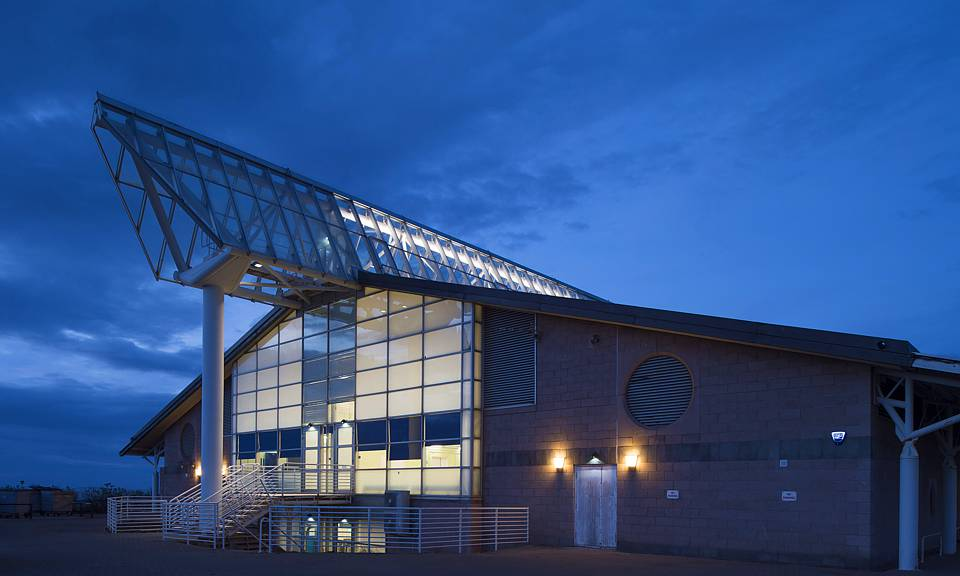 Image of Dunbar Leisure Pool, East Lothian