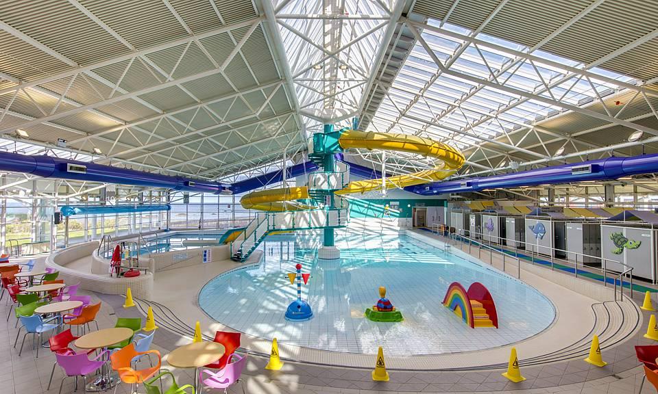 Apollo Lighting Ltd Dunbar Leisure Pool East Lothian