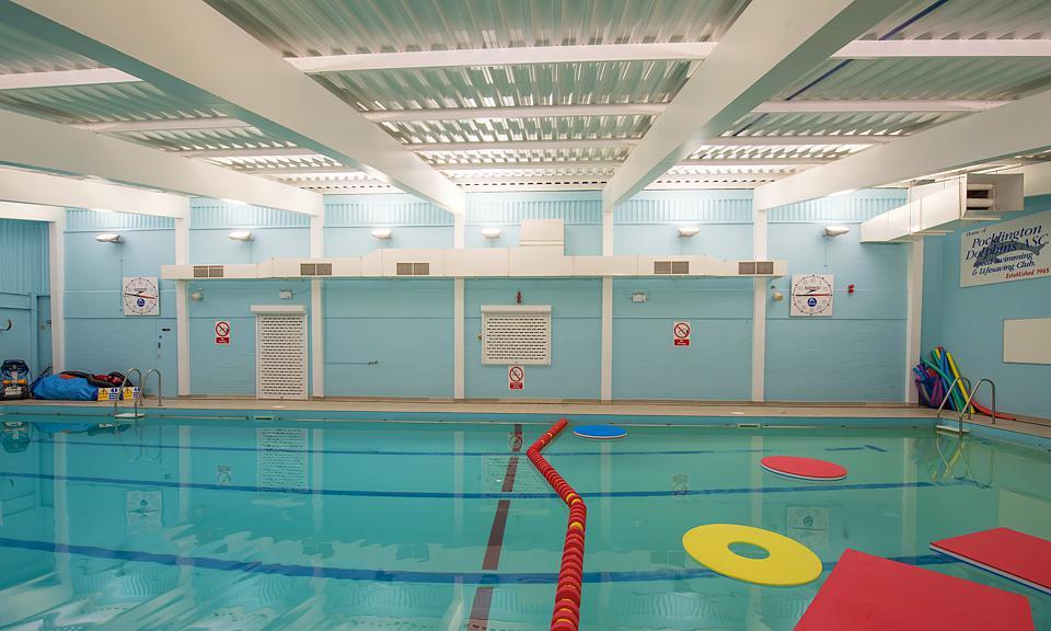 apollo lighting ltd francis scaife leisure centre pocklington