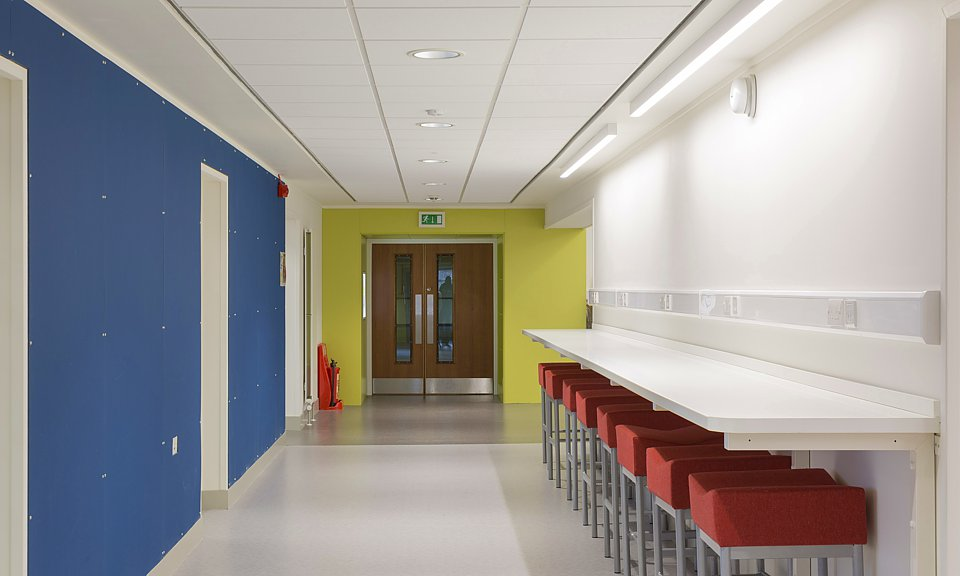 Apollo Lighting Ltd Peterhead Academy Aberdeenshire