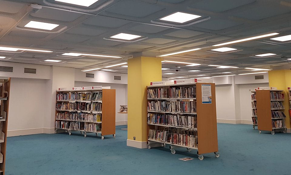 Image of Redditch Library
