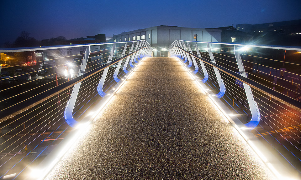 Apollo Lighting Ltd Royal Stoke University Hospital