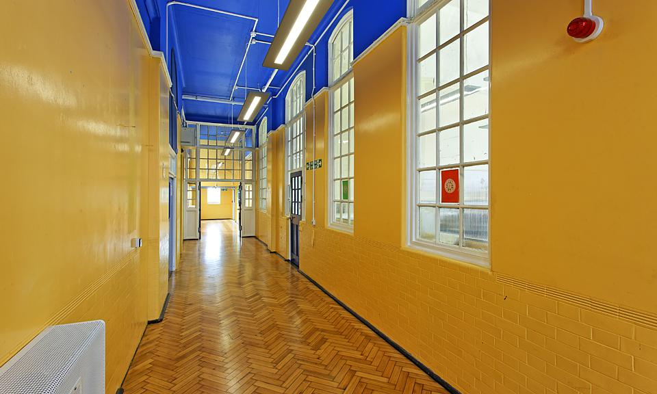 Image of Vauxhall Primary School, London