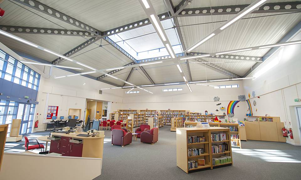 Image of Airedale Library, Castleford