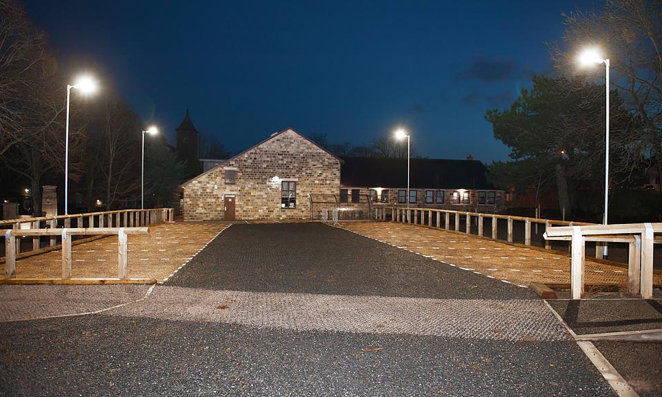 Apollo Lighting Ltd Ashville College Harrogate