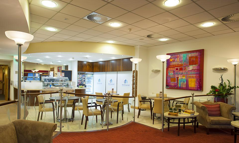 Image of Donisthorpe Hall, Reception, Leeds