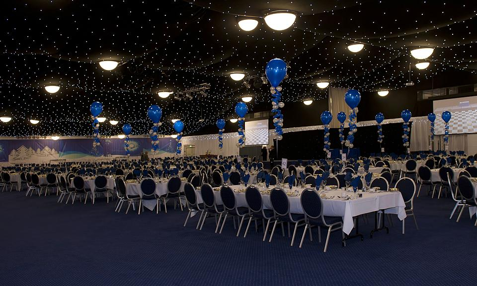 Image of Leeds United Football Club, Banqueting Suite