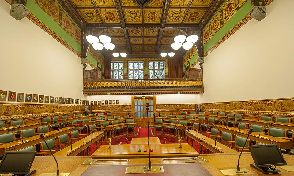 Image of Rochdale Town Hall