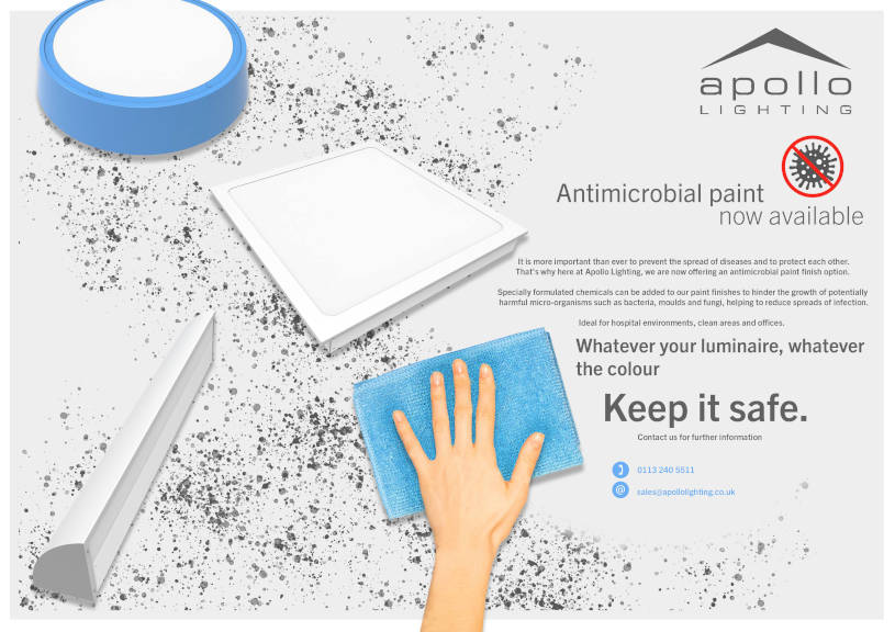 Image for Antimicrobial Paint