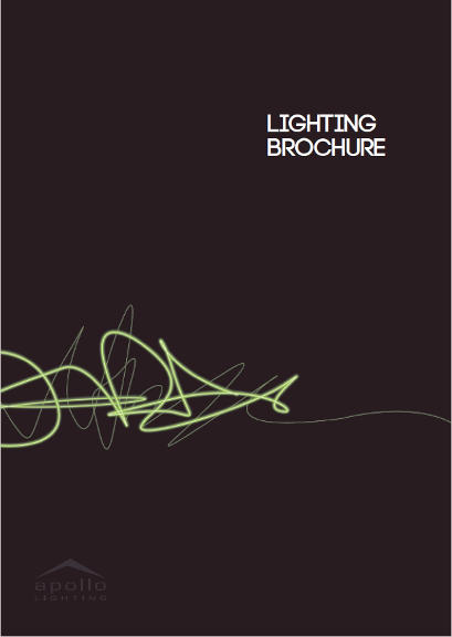 Image for Lighting Brochure 2012