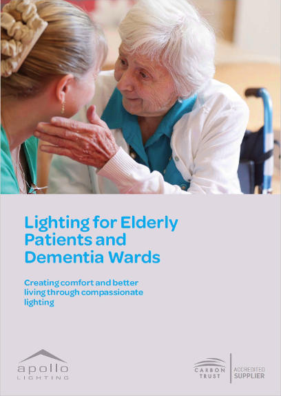 Image for Lighting for Elderly Patients and Dementia Wards 2014